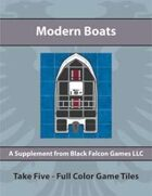 Take Five - Modern Boats