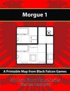 Modern Floor Plans - Morgue 1