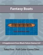 Take Five - Fantasy Boats