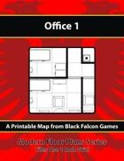 Modern Floor Plans - Office 1