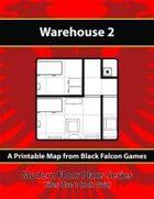 Modern Floor Plans - Warehouse 2