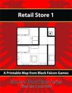 Modern Floor Plans - Retail Store 1