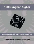 D-Percent - 100 Dungeon Sights