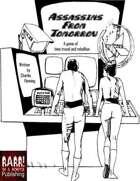 Assassins From Tomorrow - Rarr I'm A Pocket Game # 5