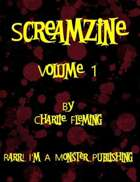 Screamzine Volume1