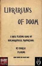 Librarians of Doom _ The Black Hack edititon
