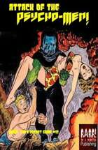 Attack of the Psycho-Men - Rarr I'm A Pocket Game # 12