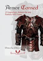Armor Earned