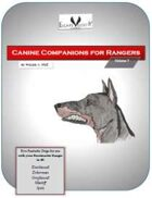 Canine Companions for Rangers Vol.1