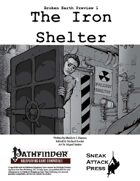 Broken Earth Prevew 1: The Iron Shelter