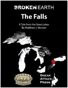 Broken Earth: The Falls (Savage Worlds)