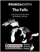 Broken Earth: The Falls (PFRPG)