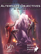 Alternate Objectives (5e)