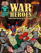 War Heroes WWII Sourcebook