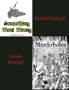 Murderhobos Gone Wrong! [BUNDLE]