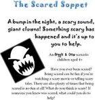 The Scared Soppet - an Argyle & Crew Scenario