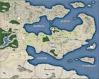 Chronicles of Arax - World Map