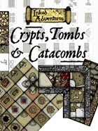 Crypts, Tombs & Catacombs Cut-Up Sections