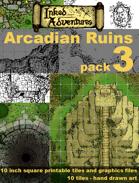 Inked Adventures Arcadian Ruins Pack 3