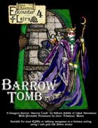 Inked Adventures Encounter Lairs 4: Barrow Tomb