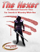 The Hexer: Swords & Wizardry White Box Variant Class