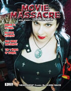 Movie Massacre Miss Misery's Horror Comic Magazine #3: Heartless