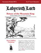 Return of the Mountain King
