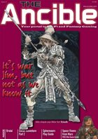 The Ancible Magazine Issue 3
