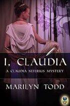 I, Claudia (A Claudia Seferius Mystery, #1)