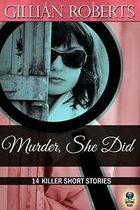 Murder, She Did