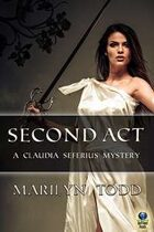 Second Act (A Claudia Seferius Mystery, #9)