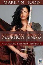 Scorpion Rising (A Claudia Seferius Mystery, #13)