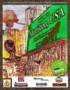 Welcome to Mortiston, USA! An All-American Zombie Apocalypse
