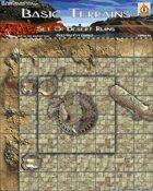 Basic Terrains 5: Desert Ruins