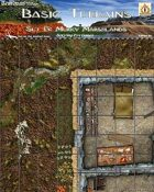 Basic Terrains 6: Murky Marshlands
