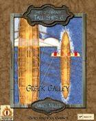 Tall Ships 6: Greek Galley