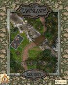 "-JUNK- Ravenlands 3: River and Bridge (1"" square = 5')"