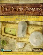 One Dollar Dungeon: Paladin's Secluded Citadel Map Pack