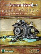 Fantasy Maps: Lightning Train Map Pack