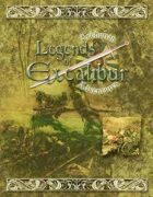 Legends of Excalibur: Arthurian Adventures HC
