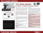 Modern Dispatch (#103): The Alien Hunter