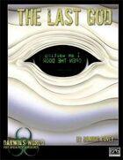 Darwin's World: The Last God (W3)