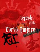 Legends of the Samurai: Legends of the Koryo Empire