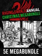 Christmas 5E Megabundle 2020 [BUNDLE]