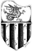 Stock Art Shields: Wyvern