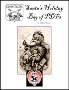 Santa's Holiday Bag of PDFs [BUNDLE]