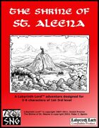LLA006: The Shrine of St. Aleena