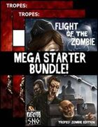 TZEB01: TROPES: Zombie Edition Mega Starter Bundle! [BUNDLE]