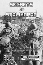 OWB012: Secrets of Stalingrad