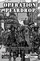 OWB015: Operation Peardrop